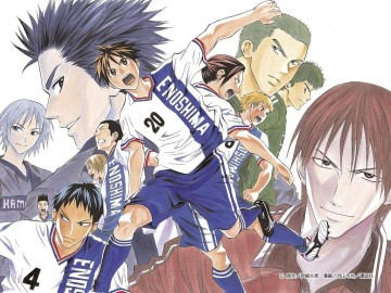 Anime About Football